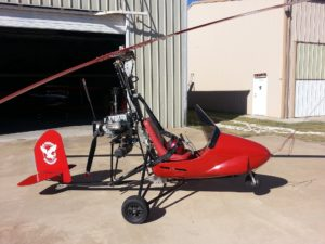 Why you should pilot the autogyro?